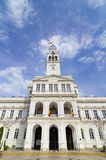 Arad - City Hall Tower Stock Photos