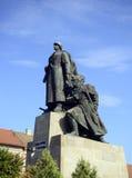 Arad city statue Stock Images