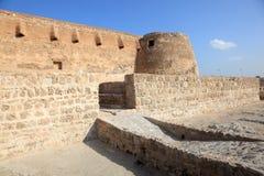 Arad Fort en Muharraq. Bahrein imagenes de archivo