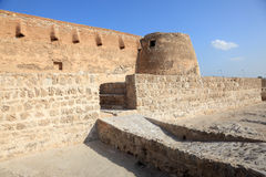 Arad Fort in Muharraq. Bahrain. Middle East Stock Images