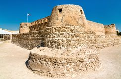 Arad Fort on Muharraq Island in Bahrain. The Middle East Stock Photography