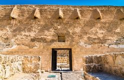 Arad Fort on Muharraq Island in Bahrain. The Middle East Stock Photo