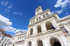 Arad, Romania. Arad, town in Crisana region of Romania. The City Hall Stock Image