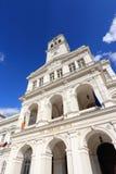 Arad, Romania. City Hall of Arad, Romania. Renaissance revival architecture Royalty Free Stock Images