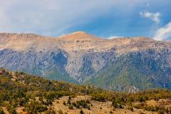 Aradena Gorge, Crete. Island, Greece Royalty Free Stock Photos