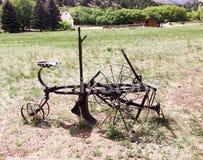 Arado desenhado cavalo Imagem de Stock Royalty Free