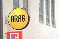 ARAG Imagens de Stock