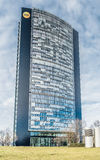 The Arag headquarter. In Duesseldorf, Germany Royalty Free Stock Images