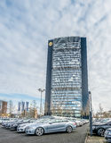 The Arag headquarter. In Duesseldorf, Germany Royalty Free Stock Photos