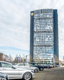 The Arag headquarter. In Duesseldorf, Germany Stock Photography