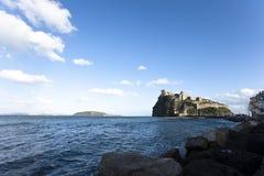 Aragnoese castle Stock Images