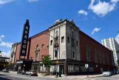Arago-Ballsaal Lizenzfreie Stockfotografie