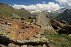 Aragon Pyrenees Stock Photos