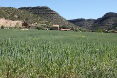 Aragon,Spain Stock Photography