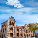 Aragon Teruel Archivo Historico Provincial Spain Royalty Free Stock Image