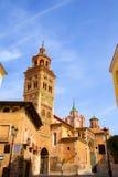 Aragon Teruel Mudejar Cathedral Santa María Mediavilla UNESCO. Heritage in Spain Royalty Free Stock Image