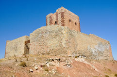 Aragon tower, Molina de Aragon. Guadalajara Stock Photography