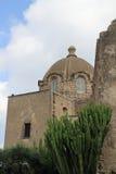 Aragonese城堡,意大利 库存图片