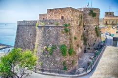 aragonese κάστρο Στοκ Φωτογραφίες