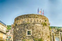 aragonese κάστρο Στοκ Εικόνα