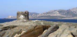aragonese πύργος Στοκ φωτογραφίες με δικαίωμα ελεύθερης χρήσης