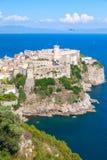 Aragonese-Angevine Castle στην παλαιά πόλη Gaeta Στοκ φωτογραφία με δικαίωμα ελεύθερης χρήσης