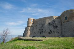 aragonese castello Στοκ Φωτογραφία