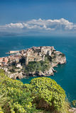 Aragonese Castle. In Gaeta, Italy Stock Photography