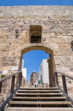 The Aragonese Castle of Otranto. Puglia. Italy. Stock Photography