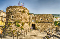 Aragonese Castle Royalty Free Stock Photography