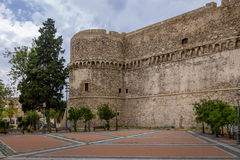 Aragonese Castle - Reggio Calabria, Italy. Aragonese Castle in Reggio Calabria, Italy Stock Photo