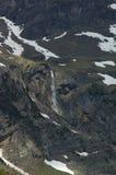 Aragonese Pyrenees Stockbild