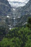 Aragonese Pyrenees Lizenzfreies Stockbild