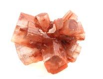 Aragonite mineral Arkivfoton