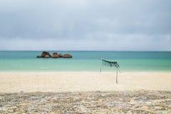 Araha beach in Okinawa, Japan. Araha beach at summer day in Okinawa, Japan Stock Images