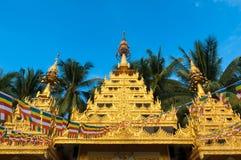 Arahant Upagutta shrine Stock Photo