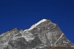 Arakam tse peak beside of everest basecamp from everest trek nep. Al Royalty Free Stock Image