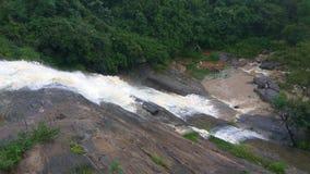 Araku - vattenfall Arkivbilder