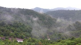 Araku On the Way. Scenic view of araku valley captured on a road drive Stock Photos