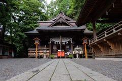 Arakura Fujisengen relikskrin Arkivbilder
