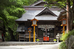 Arakura Sengen shrine Royalty Free Stock Photos