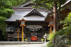Arakura Sengen shrine. In Japan Royalty Free Stock Photography