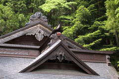 Arakura Sengen shrine. In Japan Stock Photo