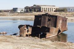 Aral Sea - kazakhstan Stock Images