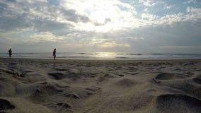 Arambol beach, Goa stock video