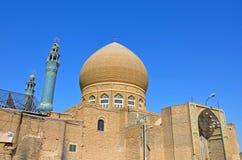 Aramgah-ε Habib ebn-ε μούσα Στοκ εικόνα με δικαίωμα ελεύθερης χρήσης