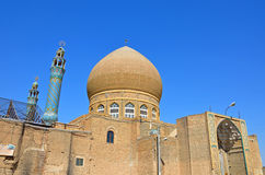 Aramgah-e Habib Ebn-e Musa. In Kashan,Iran Royalty Free Stock Image