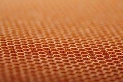 Aramid kevlar honeycomb Royalty Free Stock Photos