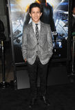 """Aramis Knight. At the Los Angeles premiere of his movie """"Ender's Game"""" at the TCL Chinese Theatre. October 28, 2013  Los Angeles, CA Picture: Paul Smith / Royalty Free Stock Image"""