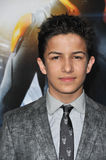 Aramis Knight. LOS ANGELES, CA - OCTOBER 28, 2013: Aramis Knight at the Los Angeles premiere of his movie Ender's Game at the TCL Chinese Theatre Stock Photography